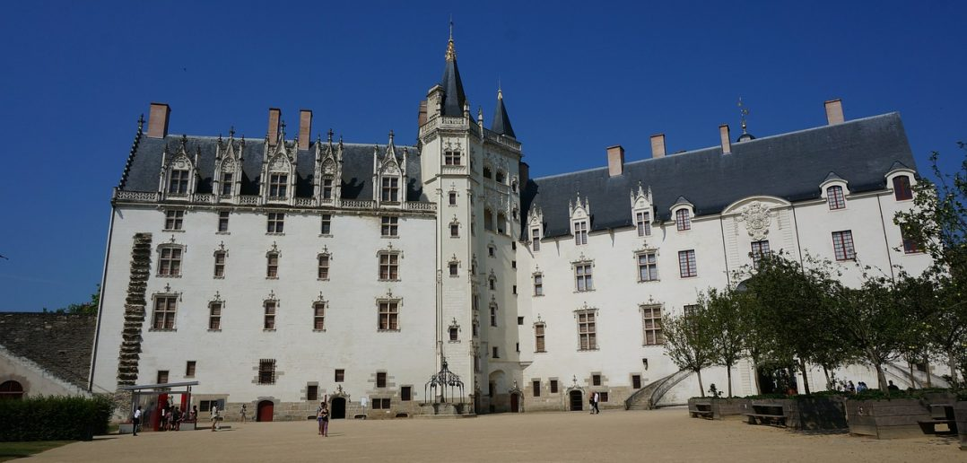 chateau de bretagne nantes